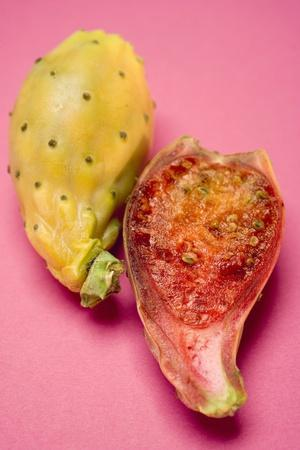 Whole and Half Prickly Pear-Eising Studio - Food Photo and Video-Framed Photographic Print