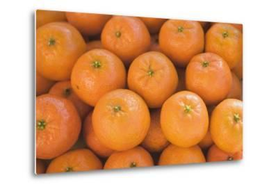 Clementines (Full-Frame)-Foodcollection-Metal Print