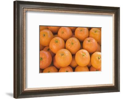 Clementines (Full-Frame)-Foodcollection-Framed Photographic Print