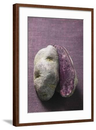 Truffle Potato, Halved (France)-Foodcollection-Framed Photographic Print
