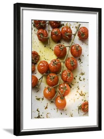 Roasted Cherry Tomatoes-Foodcollection-Framed Photographic Print