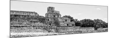 ¡Viva Mexico! Panoramic Collection - Maya Archaeological Site - Edzna V-Philippe Hugonnard-Mounted Photographic Print