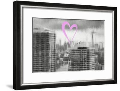 Luv Collection - New York City - One World Trade Center-Philippe Hugonnard-Framed Giclee Print