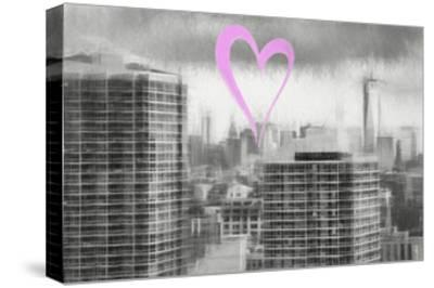 Luv Collection - New York City - One World Trade Center-Philippe Hugonnard-Stretched Canvas Print