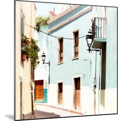 ?Viva Mexico! Square Collection - Street Scene - Guanajuato IV-Philippe Hugonnard-Mounted Photographic Print