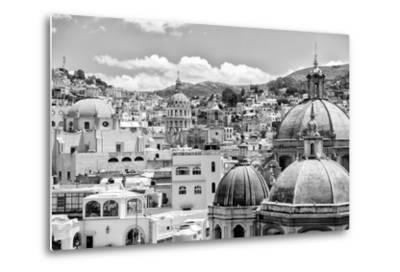 ?Viva Mexico! B&W Collection - Guanajuato II-Philippe Hugonnard-Metal Print
