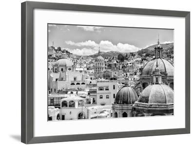 ?Viva Mexico! B&W Collection - Guanajuato II-Philippe Hugonnard-Framed Photographic Print