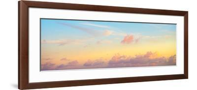 ¡Viva Mexico! Panoramic Collection - Sky at Sunset II-Philippe Hugonnard-Framed Photographic Print