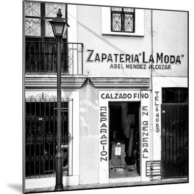 ¡Viva Mexico! Square Collection - Zapateria La Moda II-Philippe Hugonnard-Mounted Photographic Print