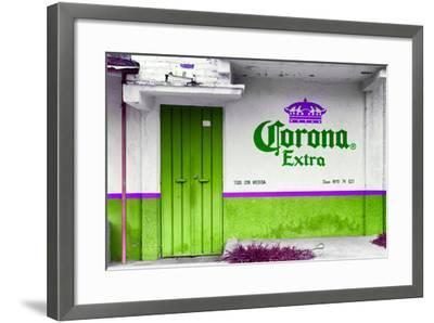 ?Viva Mexico! Collection - Extra Kelly Green-Philippe Hugonnard-Framed Photographic Print