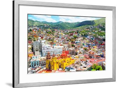 ¡Viva Mexico! Collection - Guanajuato II-Philippe Hugonnard-Framed Photographic Print