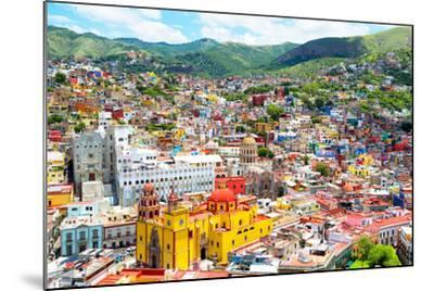 ¡Viva Mexico! Collection - Guanajuato II-Philippe Hugonnard-Mounted Photographic Print