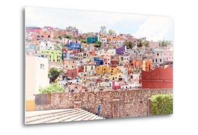 ?Viva Mexico! Collection - Architecture Guanajuato II-Philippe Hugonnard-Metal Print