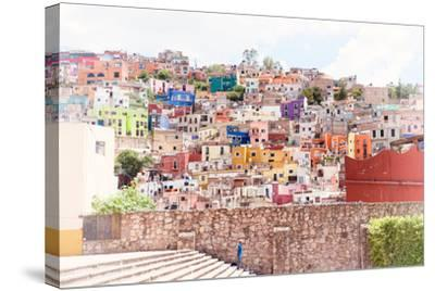?Viva Mexico! Collection - Architecture Guanajuato II-Philippe Hugonnard-Stretched Canvas Print