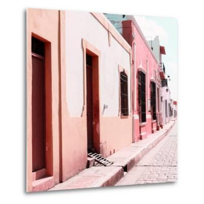 ¡Viva Mexico! Square Collection - Coloful Street IV-Philippe Hugonnard-Metal Print