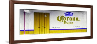 ¡Viva Mexico! Panoramic Collection - Extra Gold-Philippe Hugonnard-Framed Photographic Print