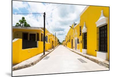 ?Viva Mexico! Collection - The Yellow City I - Izamal-Philippe Hugonnard-Mounted Photographic Print