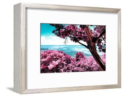 ?Viva Mexico! Collection - Caribbean Sea II - Cancun-Philippe Hugonnard-Framed Photographic Print