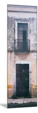 ¡Viva Mexico! Panoramic Collection - Old Mexican Facade III-Philippe Hugonnard-Mounted Photographic Print