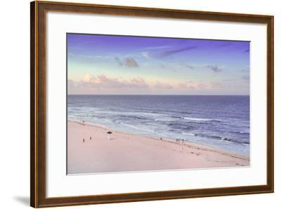 ?Viva Mexico! Collection - Ocean View at Sunset III - Cancun-Philippe Hugonnard-Framed Photographic Print