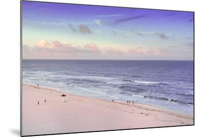 ?Viva Mexico! Collection - Ocean View at Sunset III - Cancun-Philippe Hugonnard-Mounted Photographic Print
