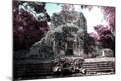 ?Viva Mexico! Collection - Mayan Ruins - Campeche II-Philippe Hugonnard-Mounted Photographic Print