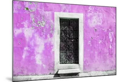 ?Viva Mexico! Collection - Pink Wall of Silence-Philippe Hugonnard-Mounted Photographic Print