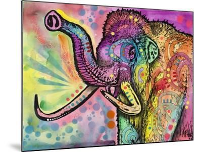Woolly Mammoth-Dean Russo-Mounted Giclee Print
