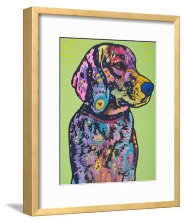 Hank B 19-Dean Russo-Framed Giclee Print