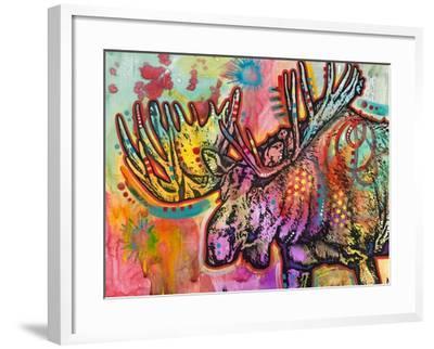 Moose-Dean Russo-Framed Giclee Print