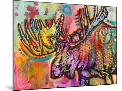 Moose-Dean Russo-Mounted Giclee Print