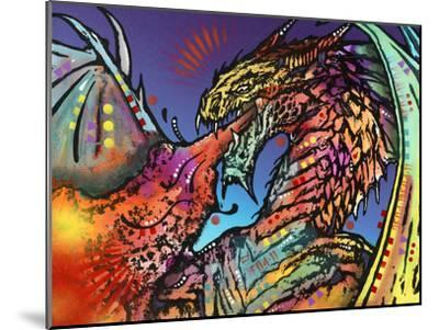 Dragon-Dean Russo-Mounted Giclee Print