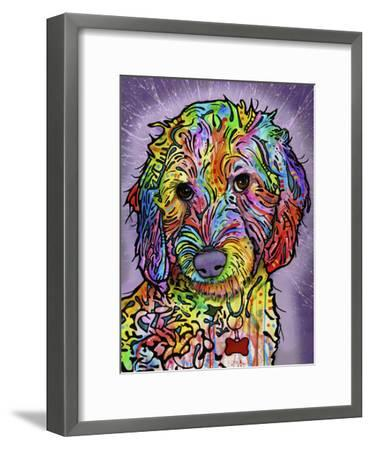 Sweet Poodle-Dean Russo-Framed Giclee Print