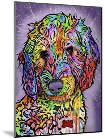 Sweet Poodle-Dean Russo-Mounted Giclee Print