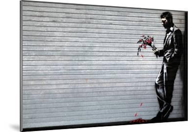 Hustler Club-Banksy-Mounted Premium Giclee Print