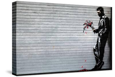 Hustler Club-Banksy-Stretched Canvas Print