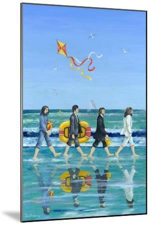Day Tripper-Peter Adderley-Mounted Premium Giclee Print
