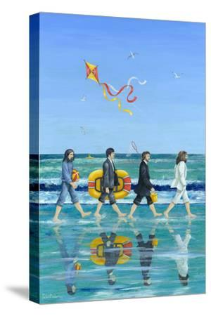 Day Tripper-Peter Adderley-Stretched Canvas Print