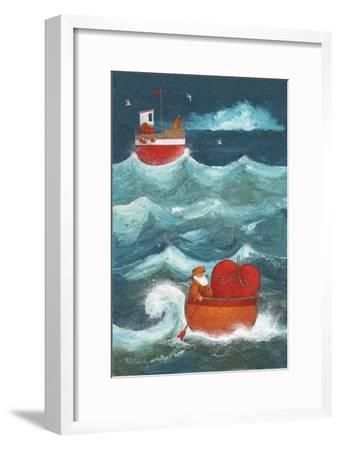 The Valentine-Peter Adderley-Framed Art Print