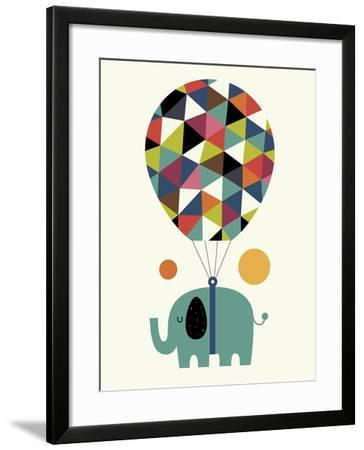 Fly High and Dream Big-Andy Westface-Framed Giclee Print
