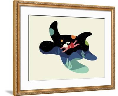 Ocean Roaming-Andy Westface-Framed Giclee Print
