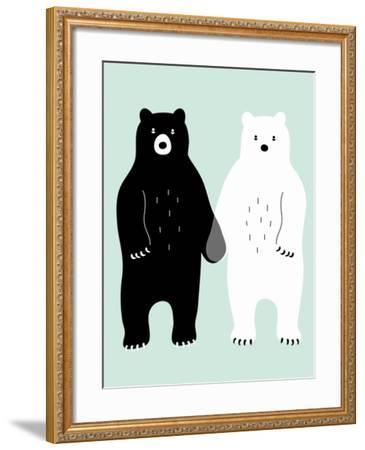 Gray-Andy Westface-Framed Giclee Print