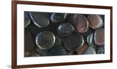 Washington State, Rocks in Water-Jaynes Gallery-Framed Premium Photographic Print