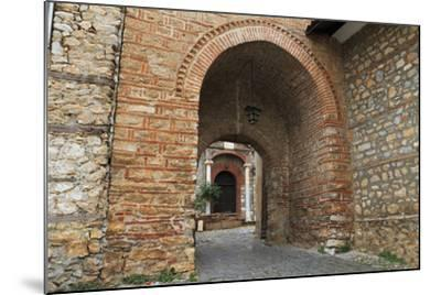 Macedonia, Ohrid, Church of the Holy Mother of God Perivleptos, Ohrid, Macedonia-Emily Wilson-Mounted Photographic Print