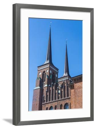 Cathedral of Roskilde, Denmark-Michael Runkel-Framed Photographic Print
