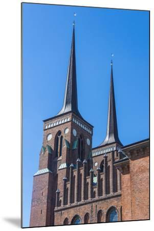 Cathedral of Roskilde, Denmark-Michael Runkel-Mounted Photographic Print
