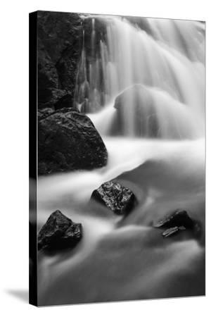 Cascade in Lundy Canyon, Inyo National Forest, Sierra Nevada Mountains, California, Usa-Russ Bishop-Stretched Canvas Print