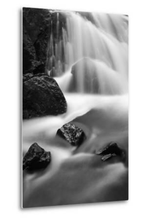 Cascade in Lundy Canyon, Inyo National Forest, Sierra Nevada Mountains, California, Usa-Russ Bishop-Metal Print