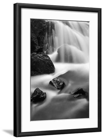 Cascade in Lundy Canyon, Inyo National Forest, Sierra Nevada Mountains, California, Usa-Russ Bishop-Framed Photographic Print