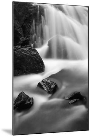 Cascade in Lundy Canyon, Inyo National Forest, Sierra Nevada Mountains, California, Usa-Russ Bishop-Mounted Photographic Print